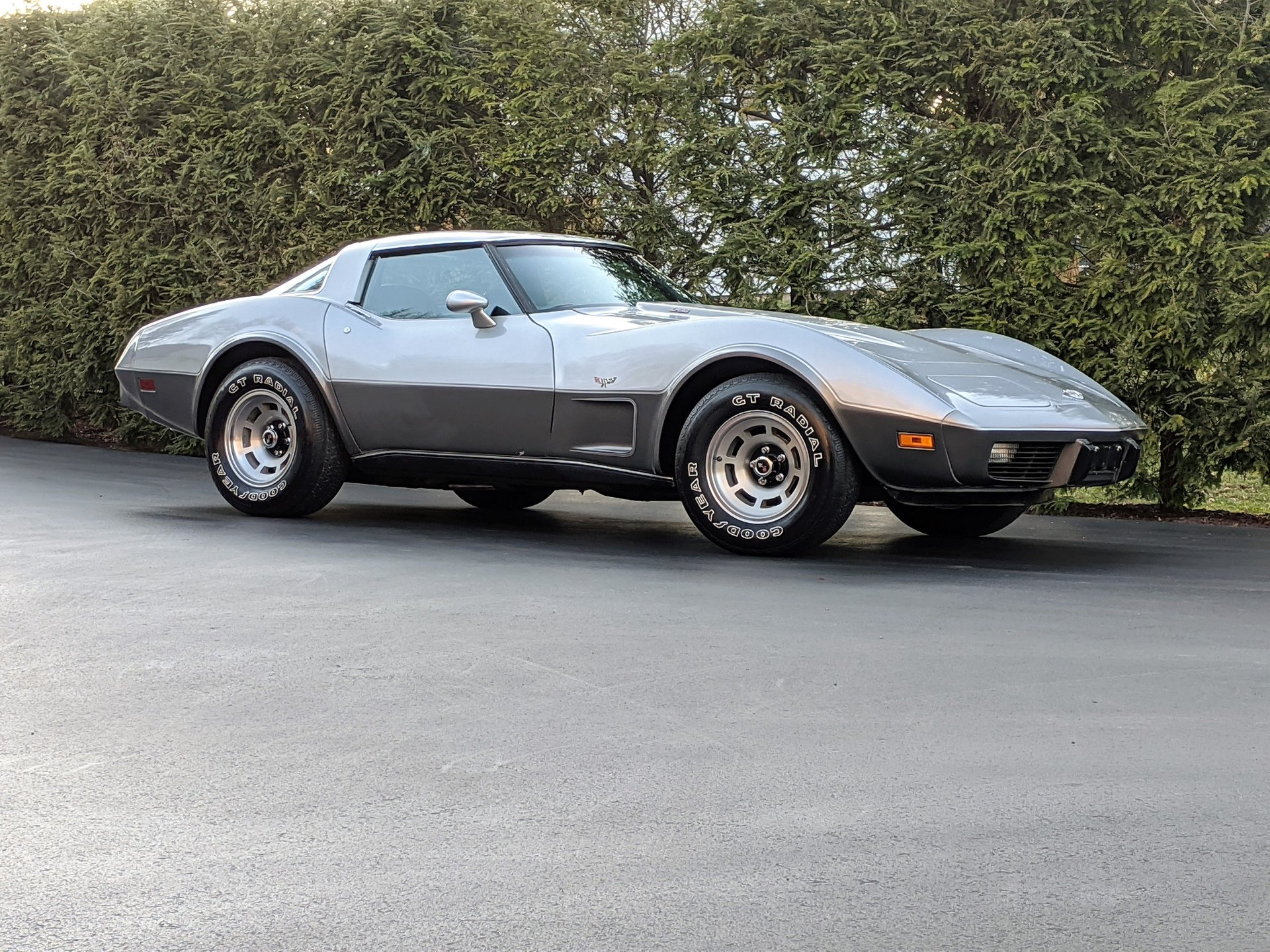 Auction 1978 Chevrolet Corvette
