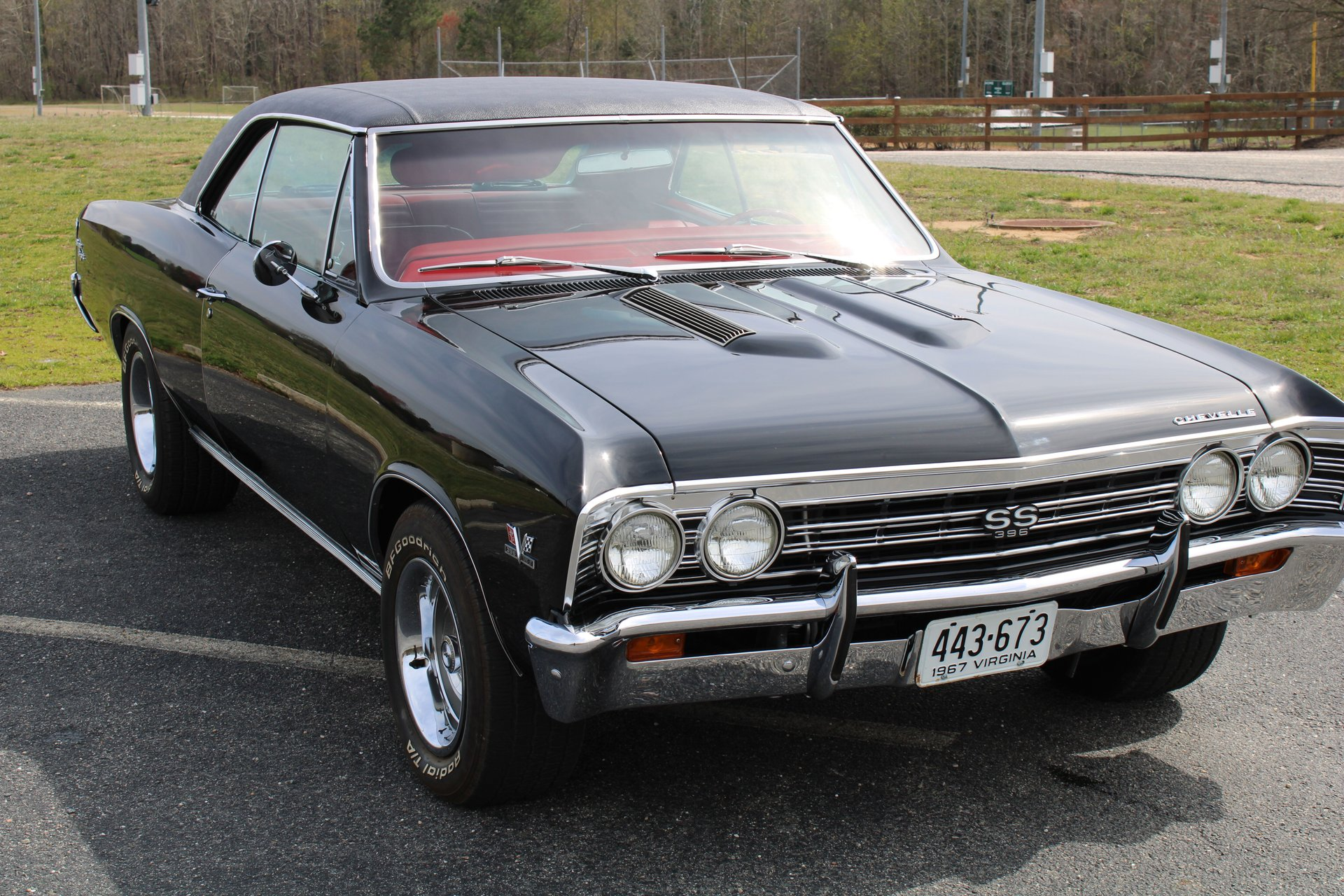 Auction 1967 Chevrolet Chevelle