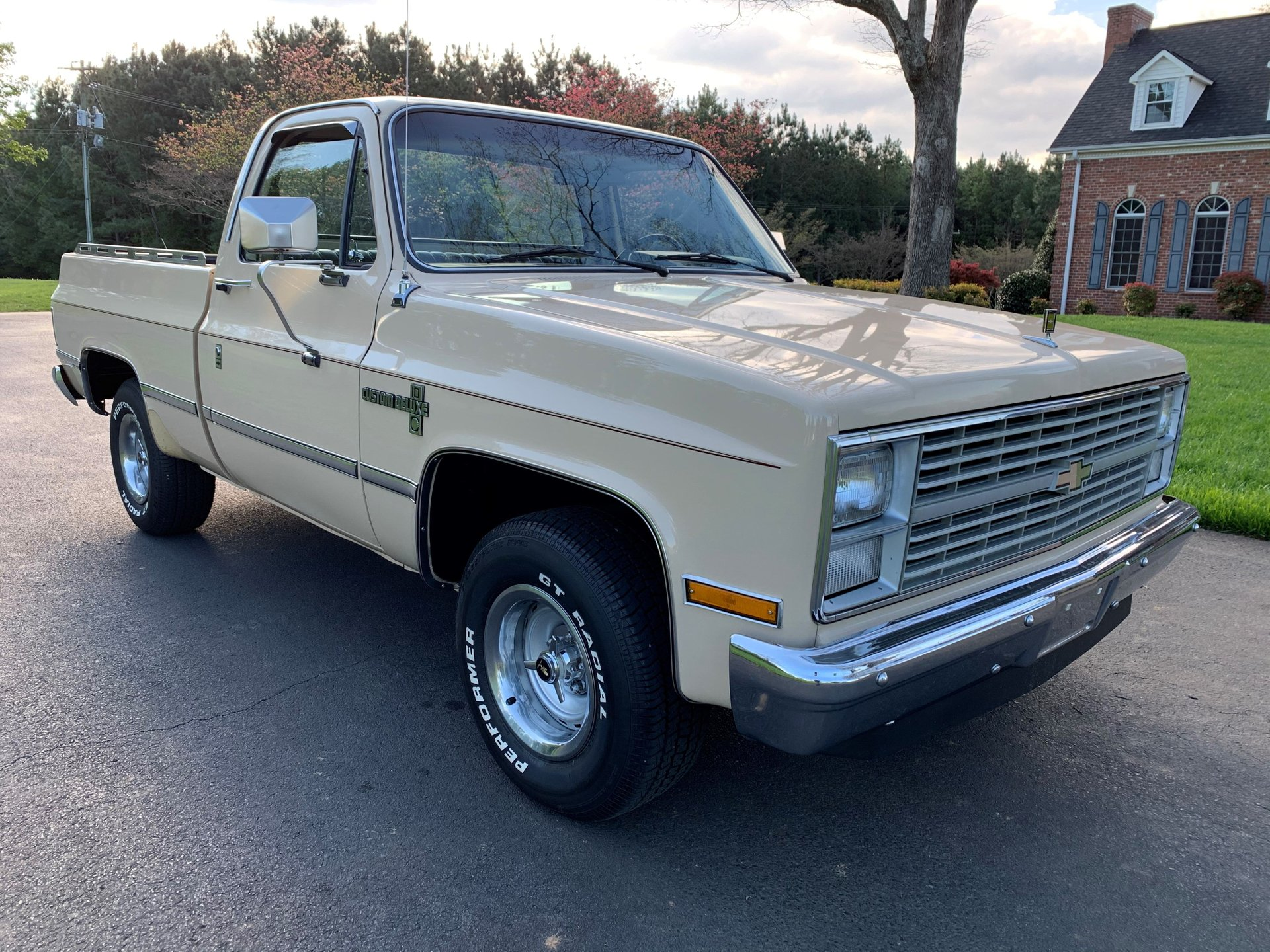Auction 1984 Chevrolet C10