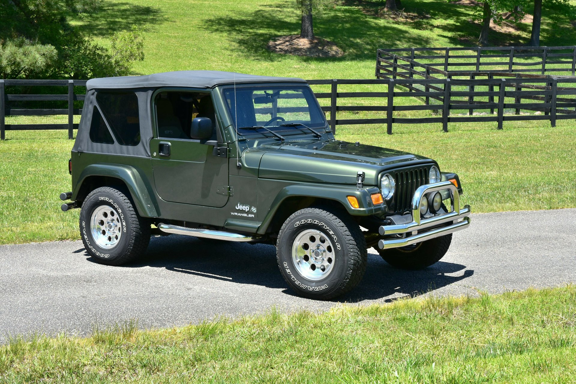 Auction 2006 Jeep Wrangler 65th Anniversary