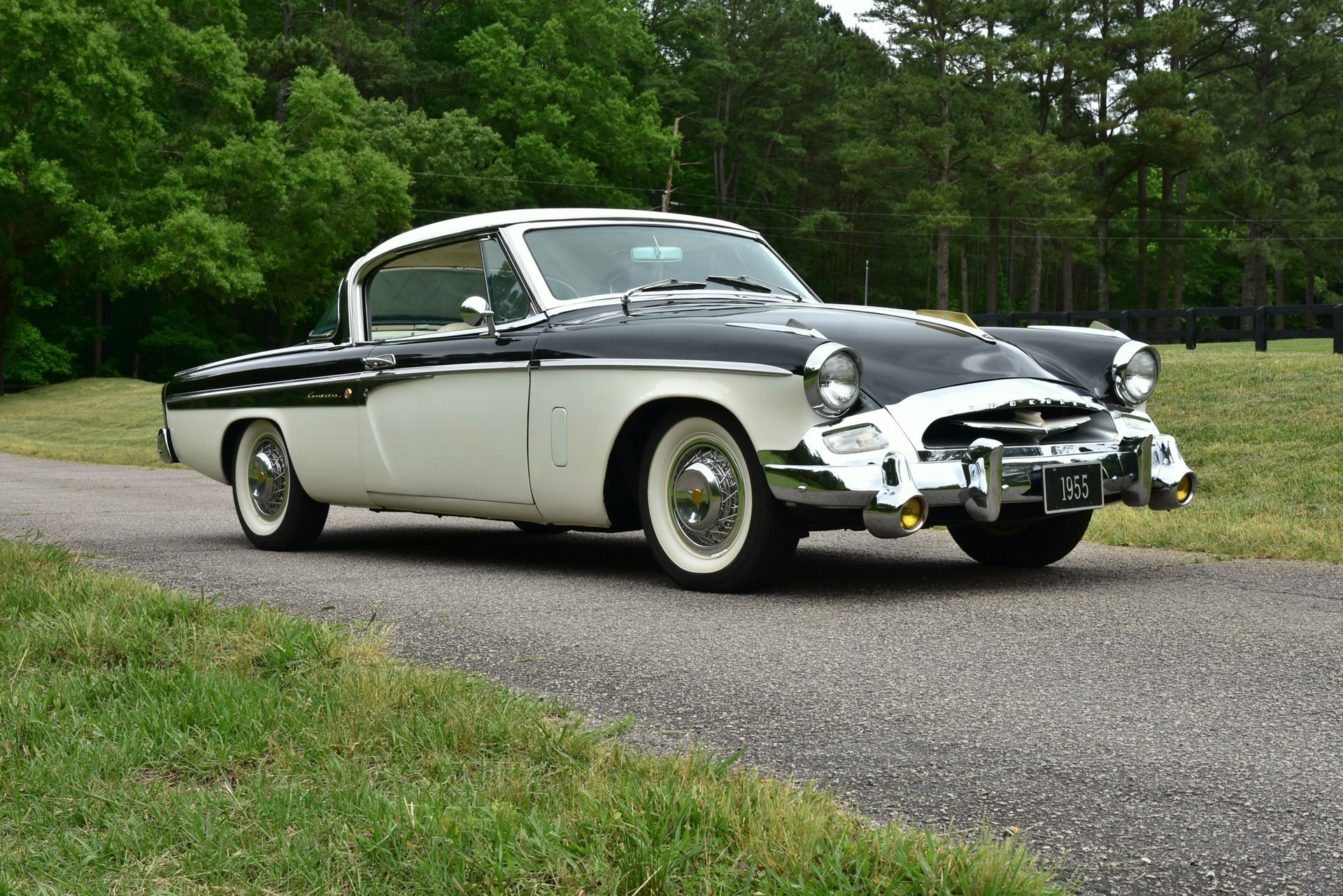 Auction 1955 Studebaker President Speedster