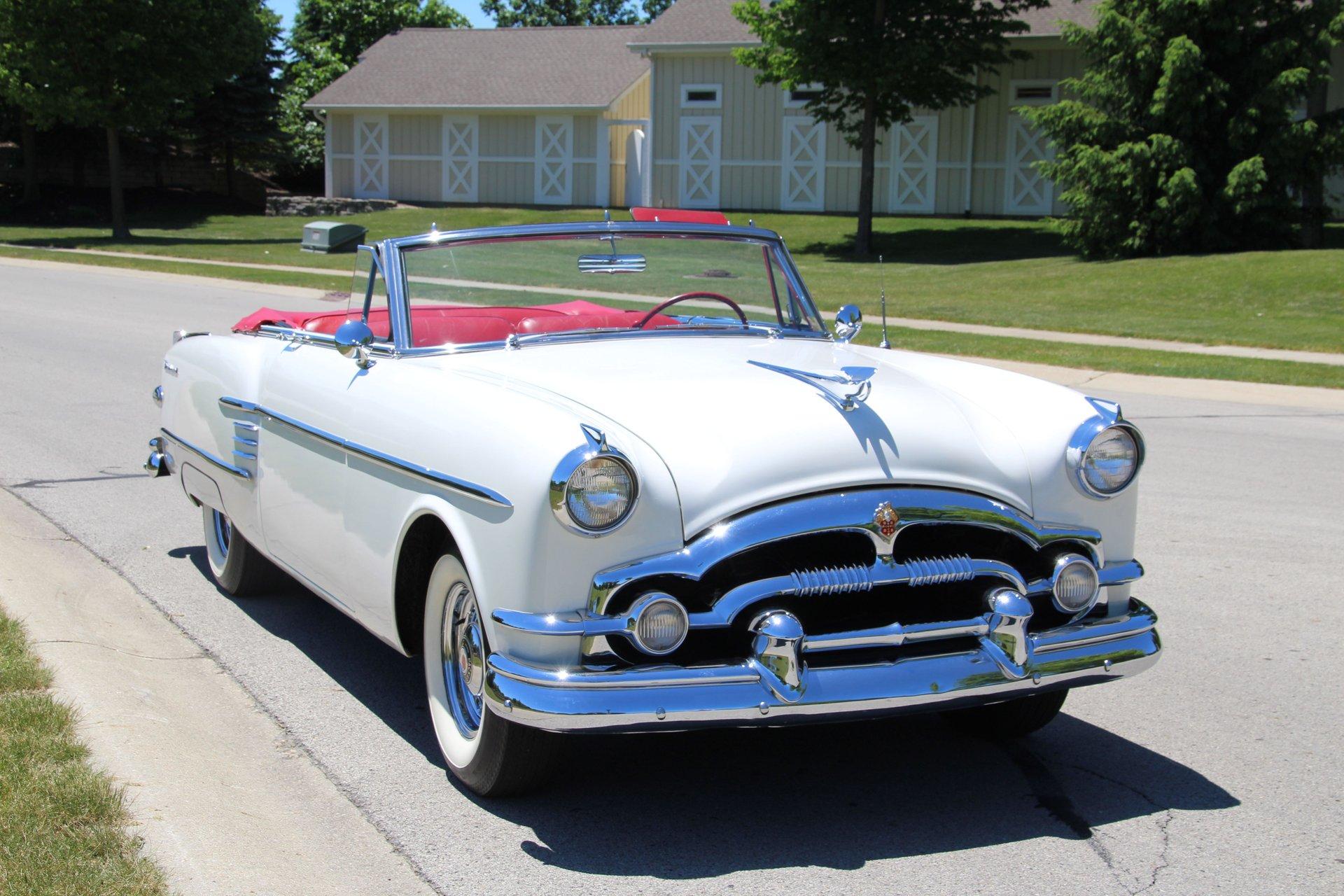 1954 packard 400