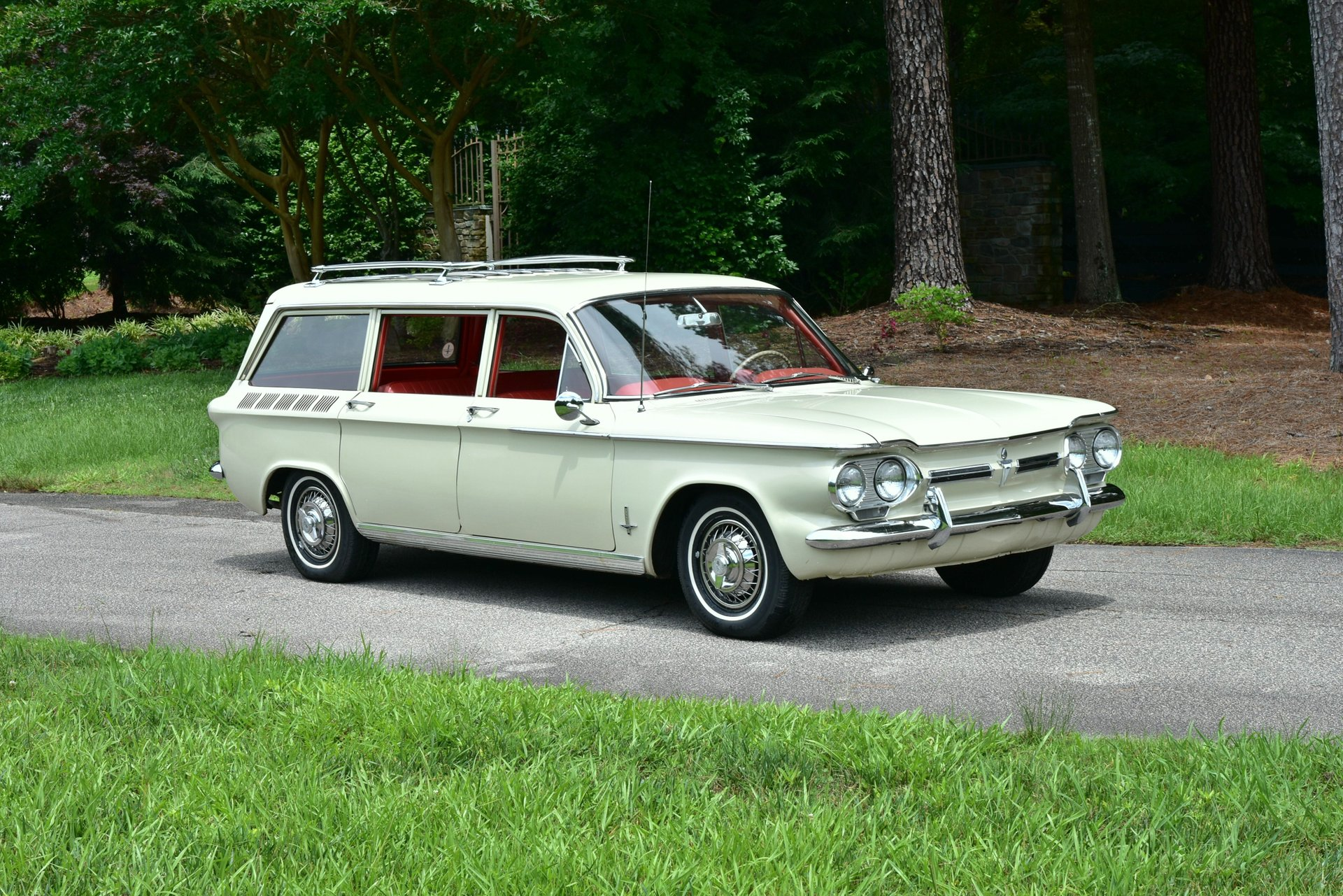 Auction 1962 Chevrolet Corvair Monza Wagon