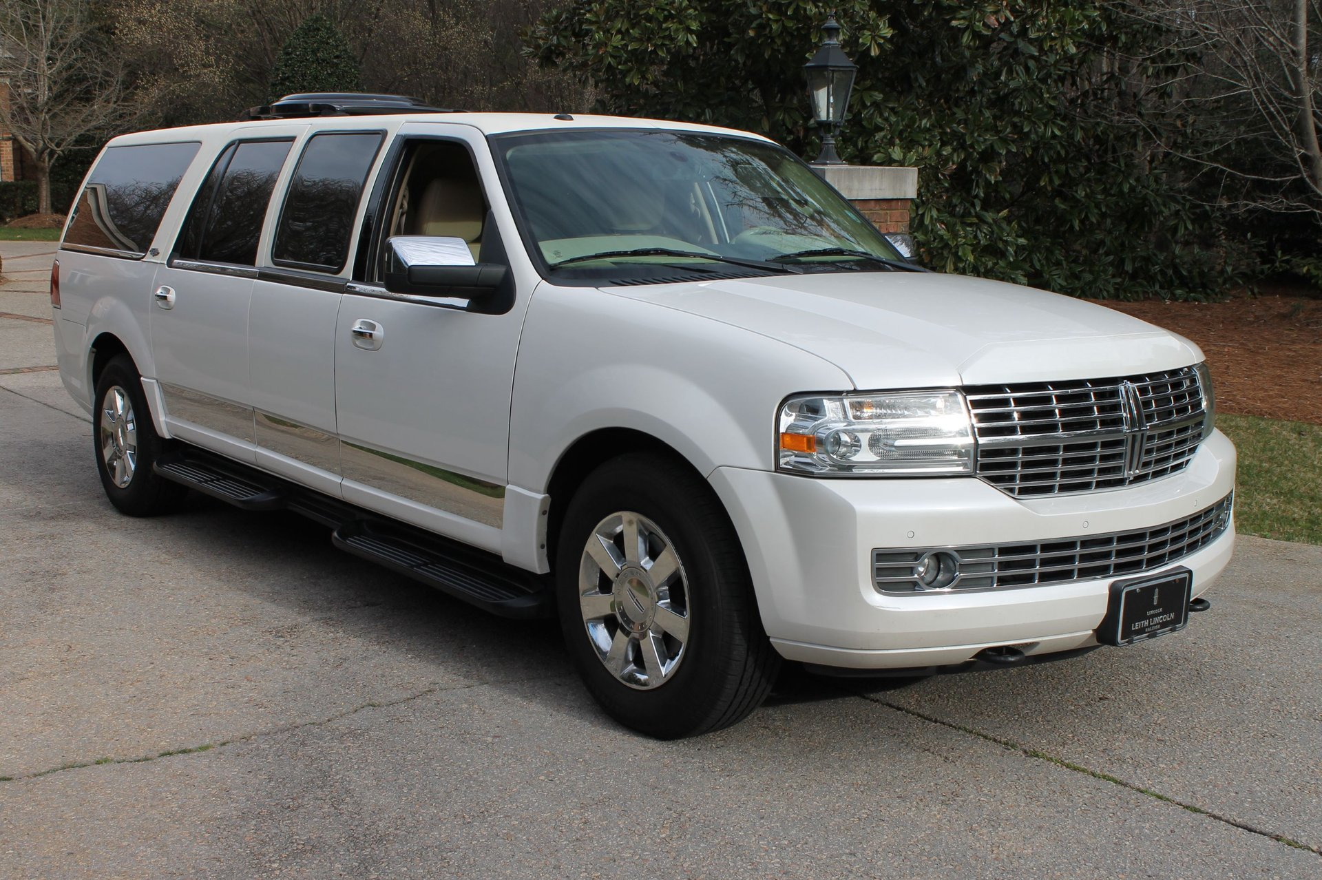 Auction 2009 Lincoln Navigator