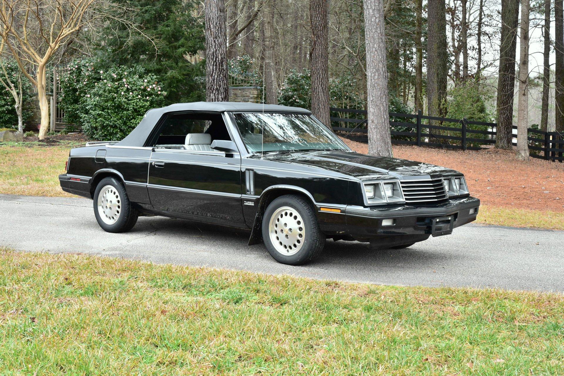 1985 dodge 600 es