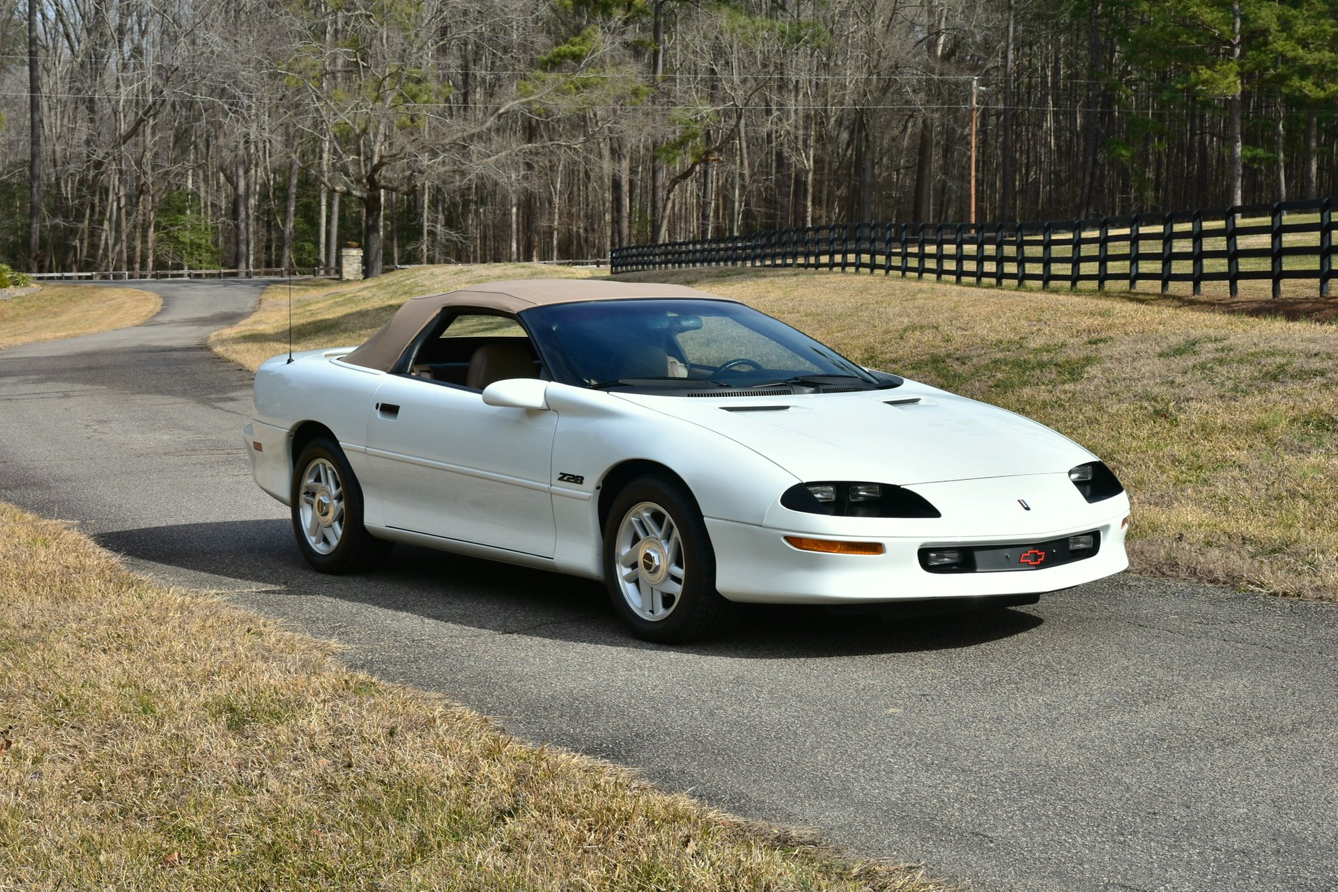 Auction 1995 Chevrolet Camaro