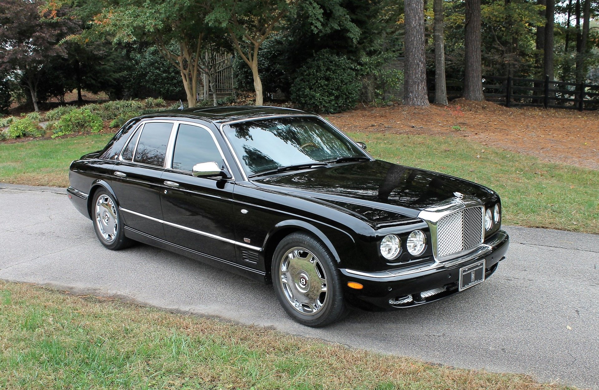 Auction 2008 Bentley Arnage