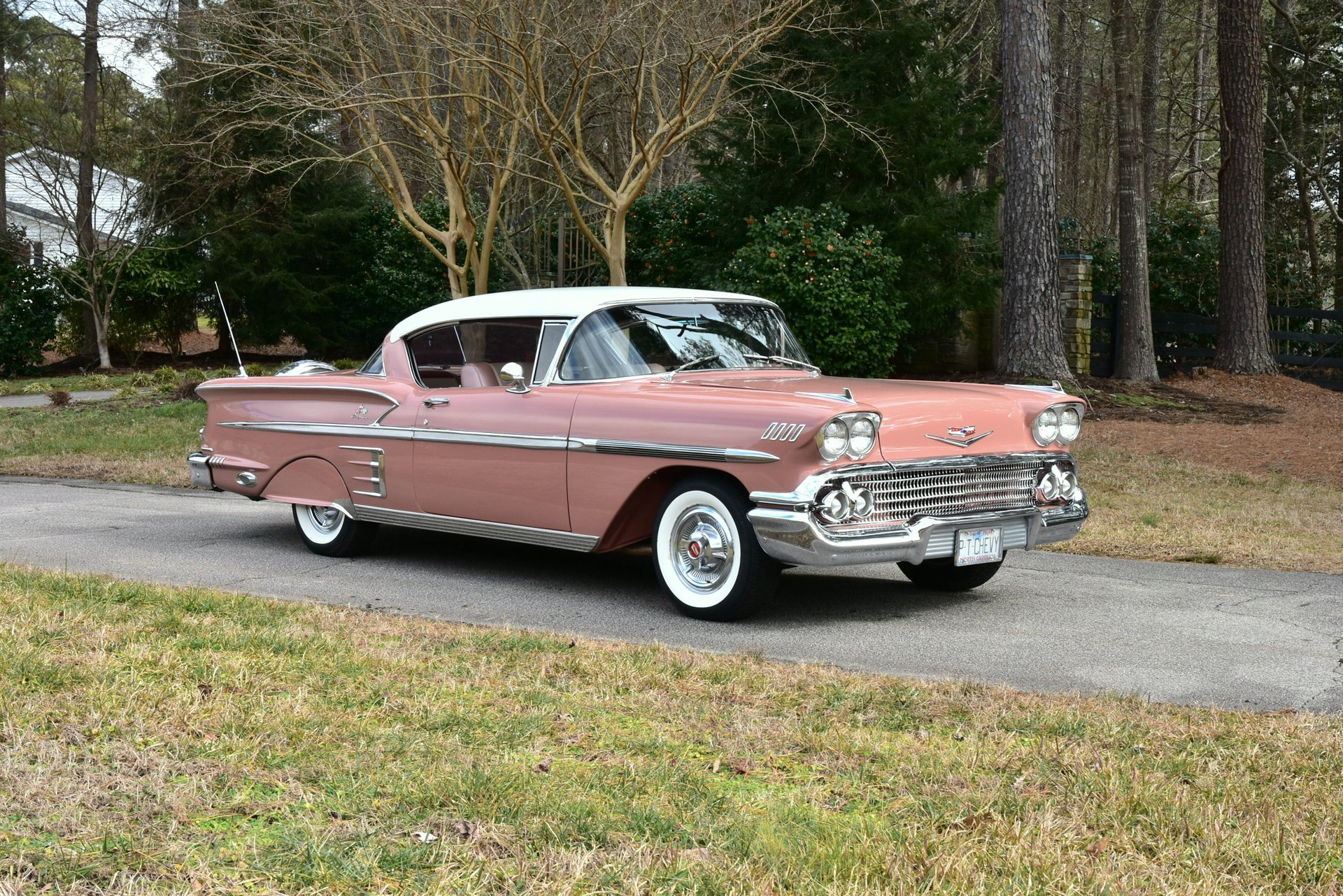 Auction 1958 Chevrolet Impala
