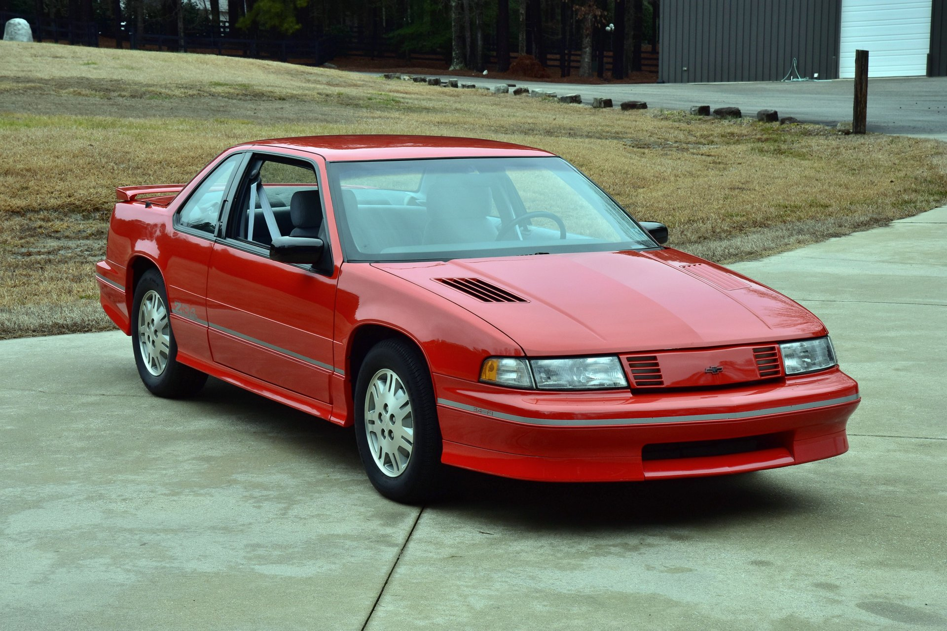 Auction 1991 Chevrolet Lumina Z34