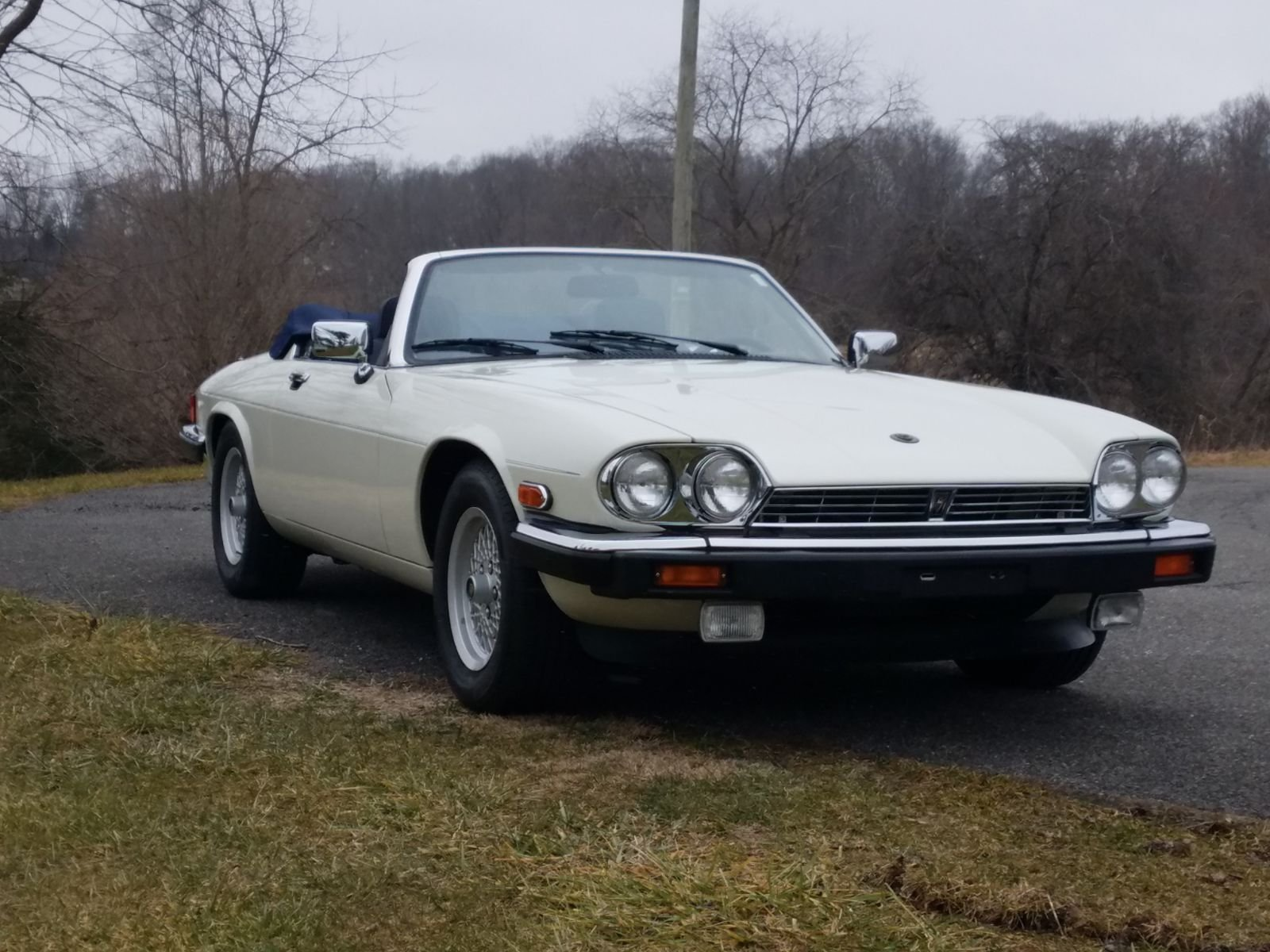 Auction 1989 Jaguar XJS