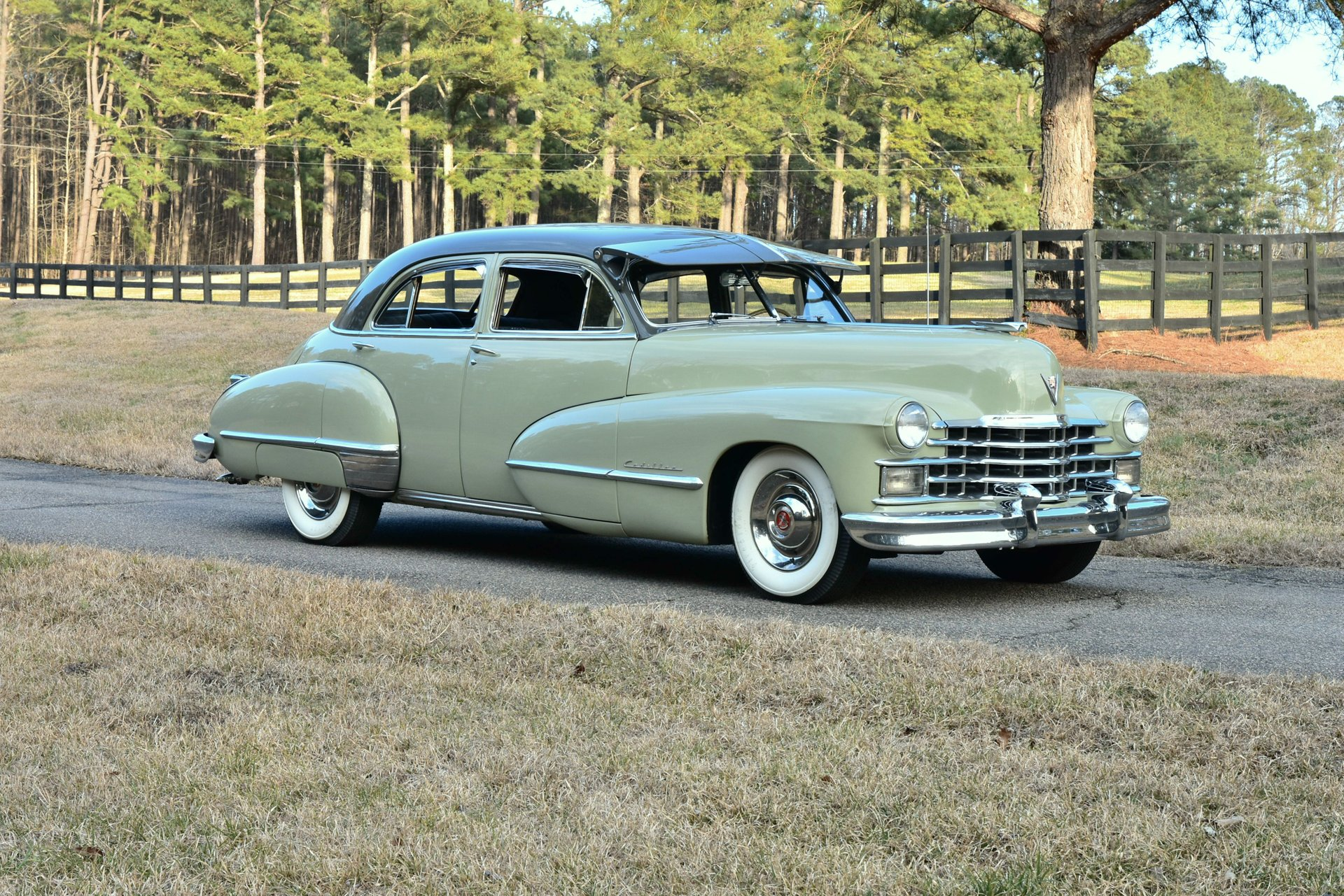 Auction 1947 Cadillac Series 62
