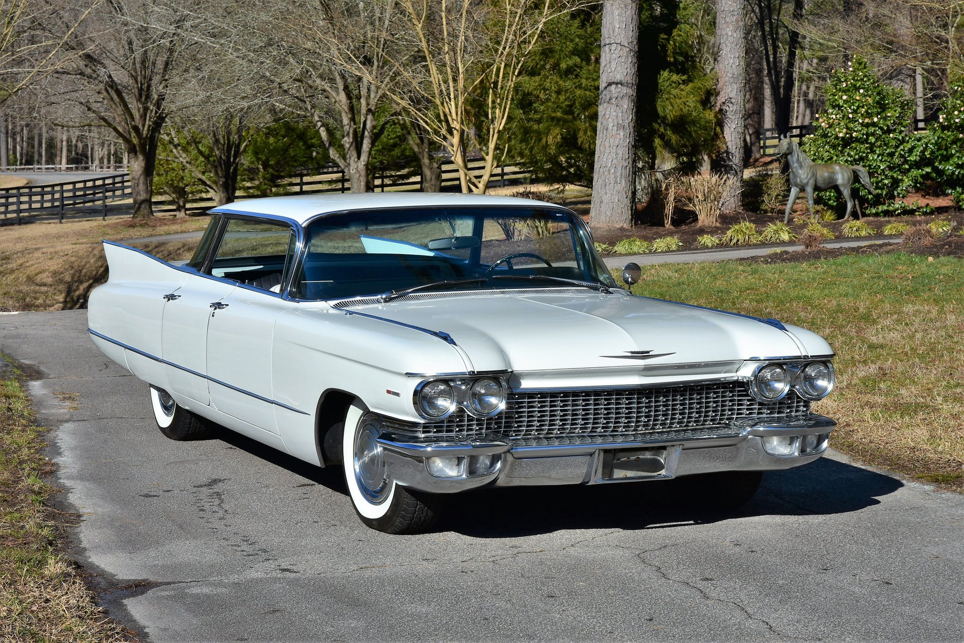 Auction 1960 Cadillac Series 60