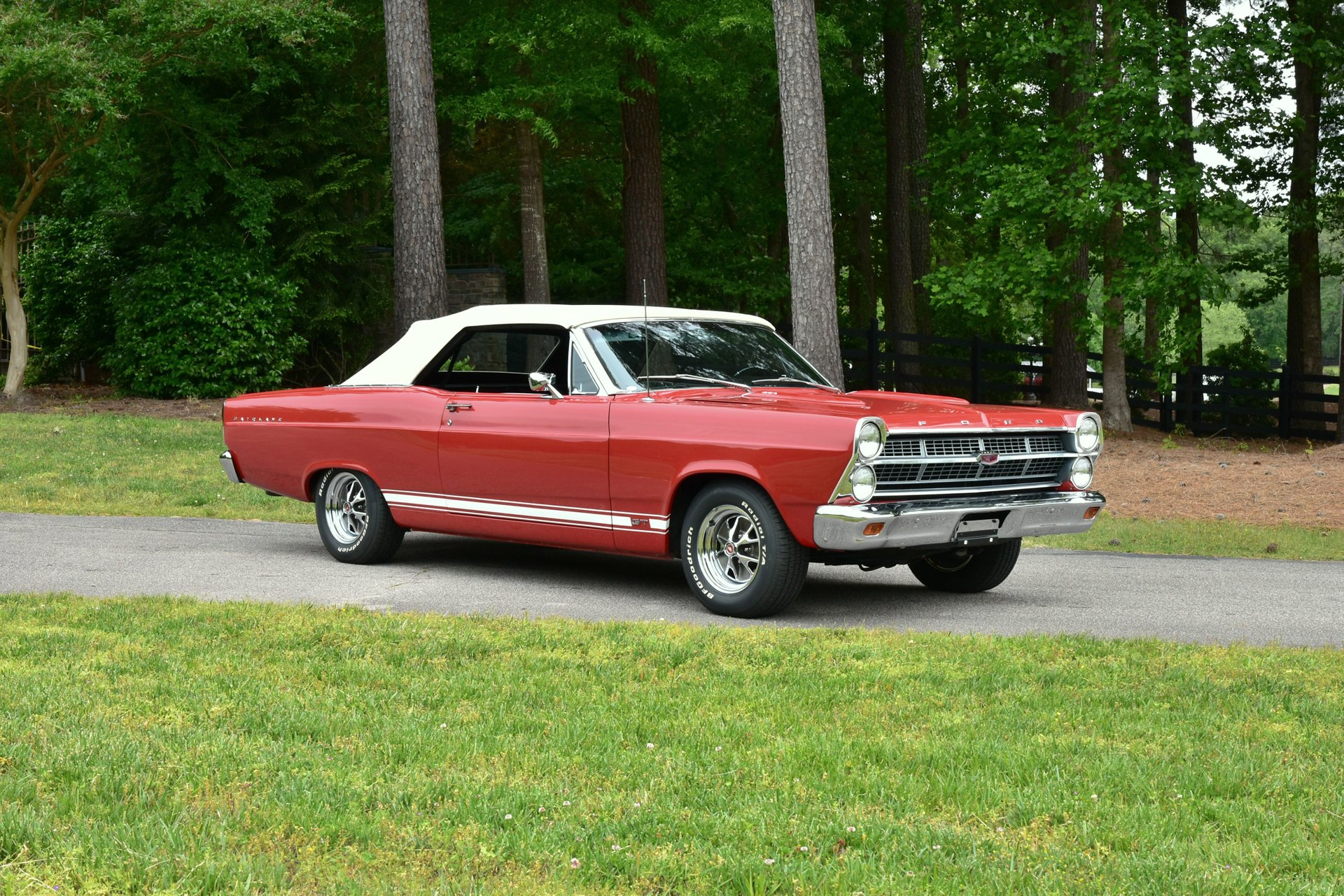 Auction 1967 Ford Fairlane GT
