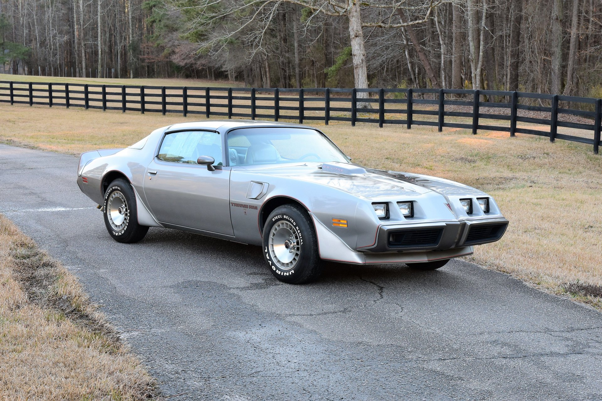 Auction 1979 Pontiac Trans Am Silver Anniversary Edition