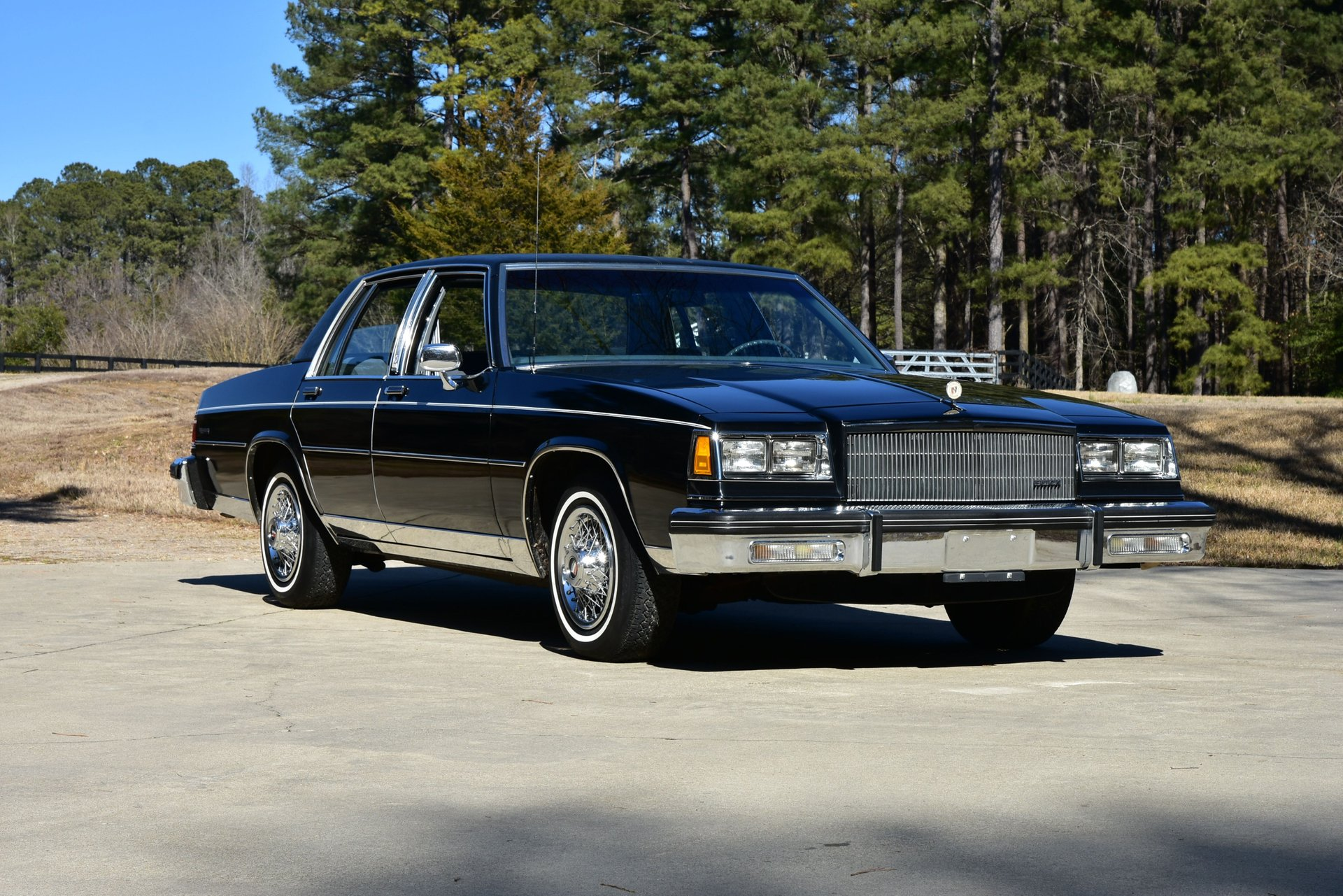 Auction 1985 Buick LeSabre Collectors Edition