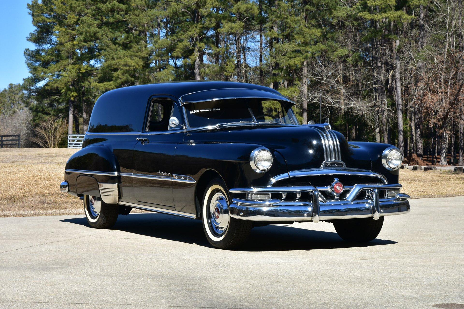 1951 pontiac sedan delivery