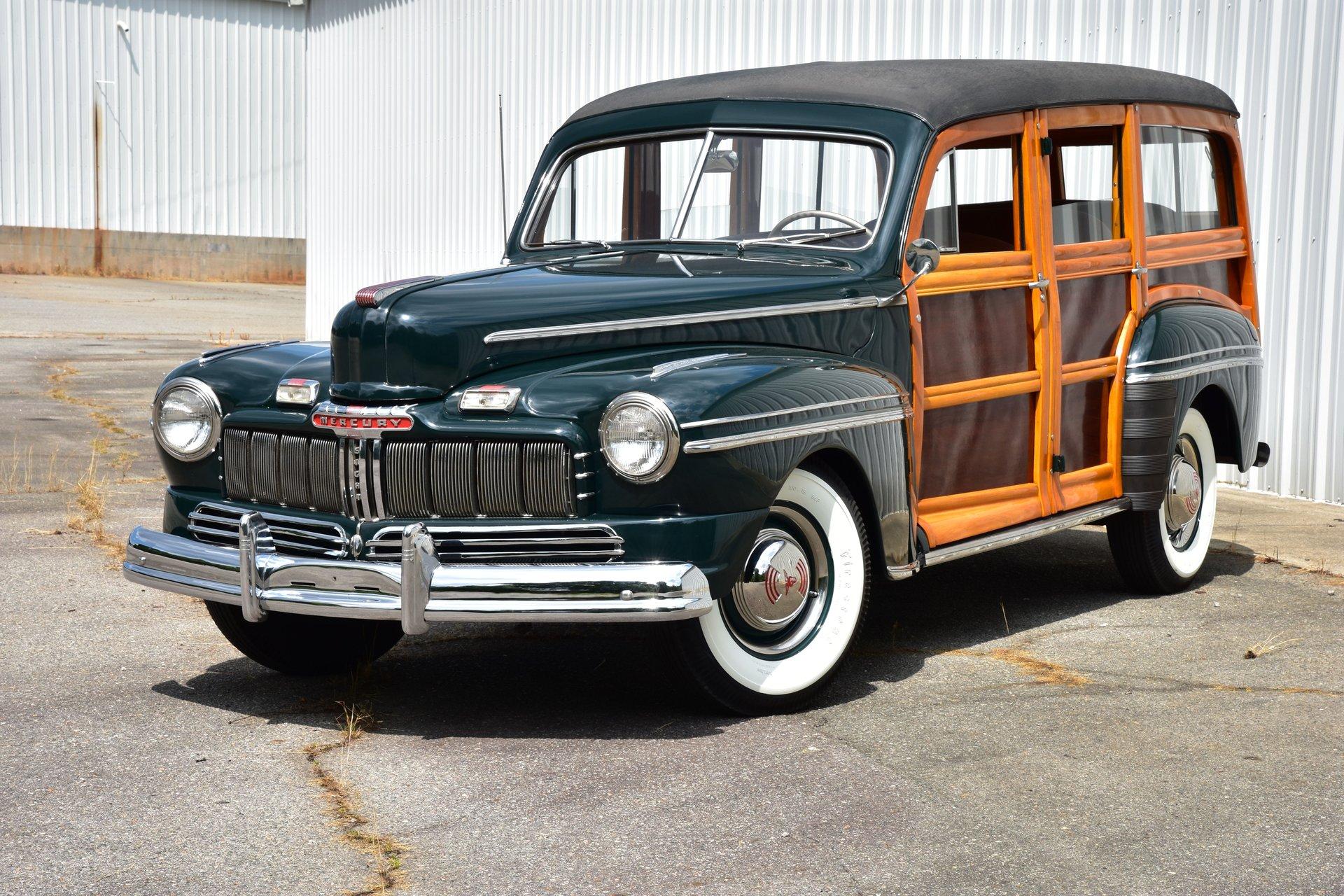 1946 mercury woody