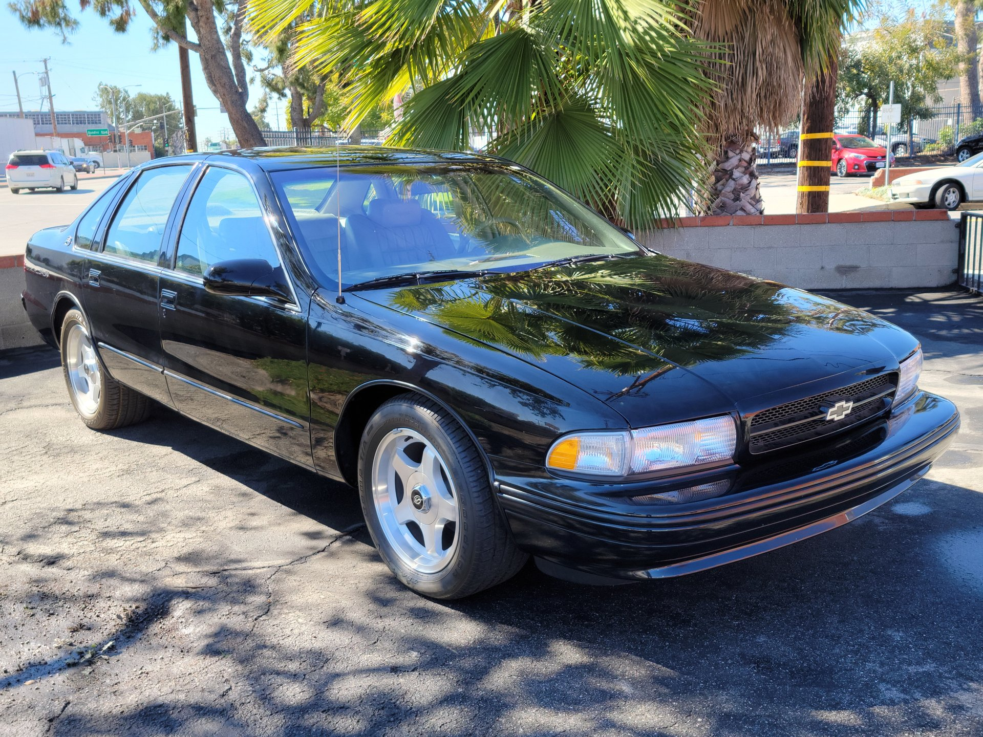 Auction 1996 Chevrolet Impala SS