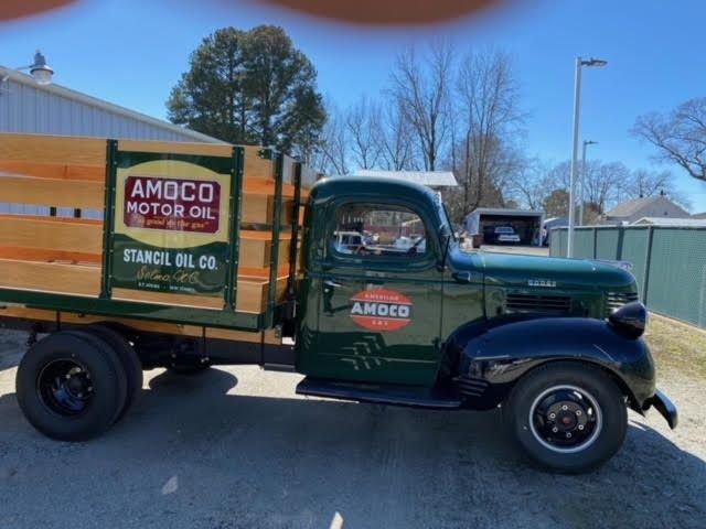 1946 dodge stake truck