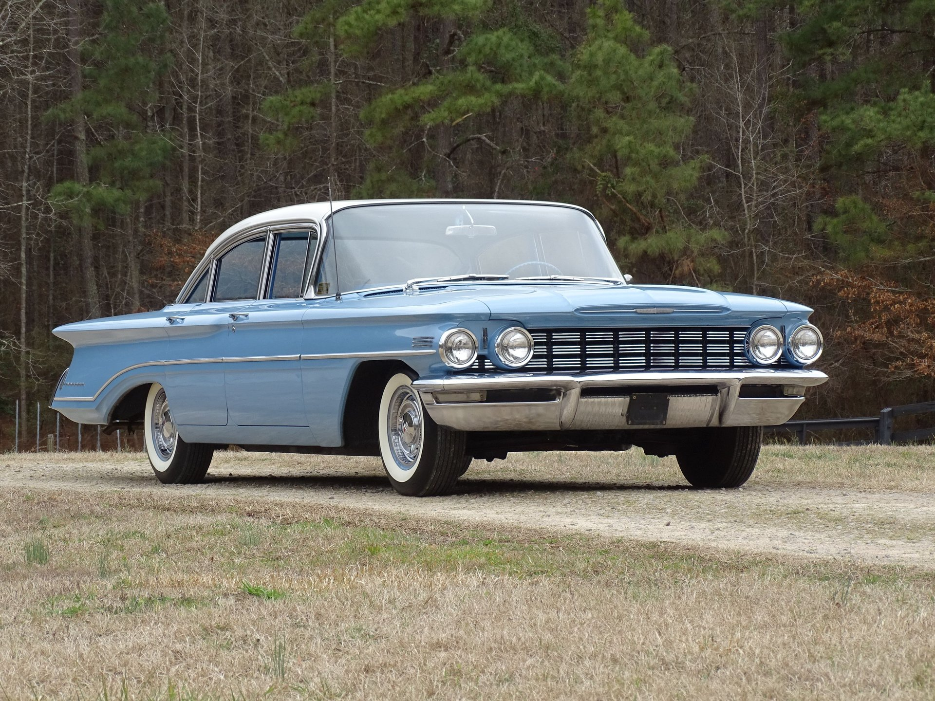 Auction 1960 Oldsmobile Dynamic
