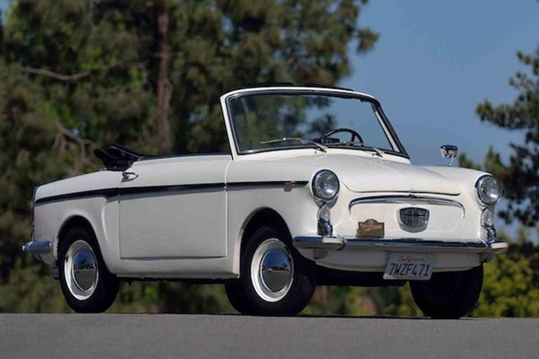 Auction 1964 Autobianchi Bianchina