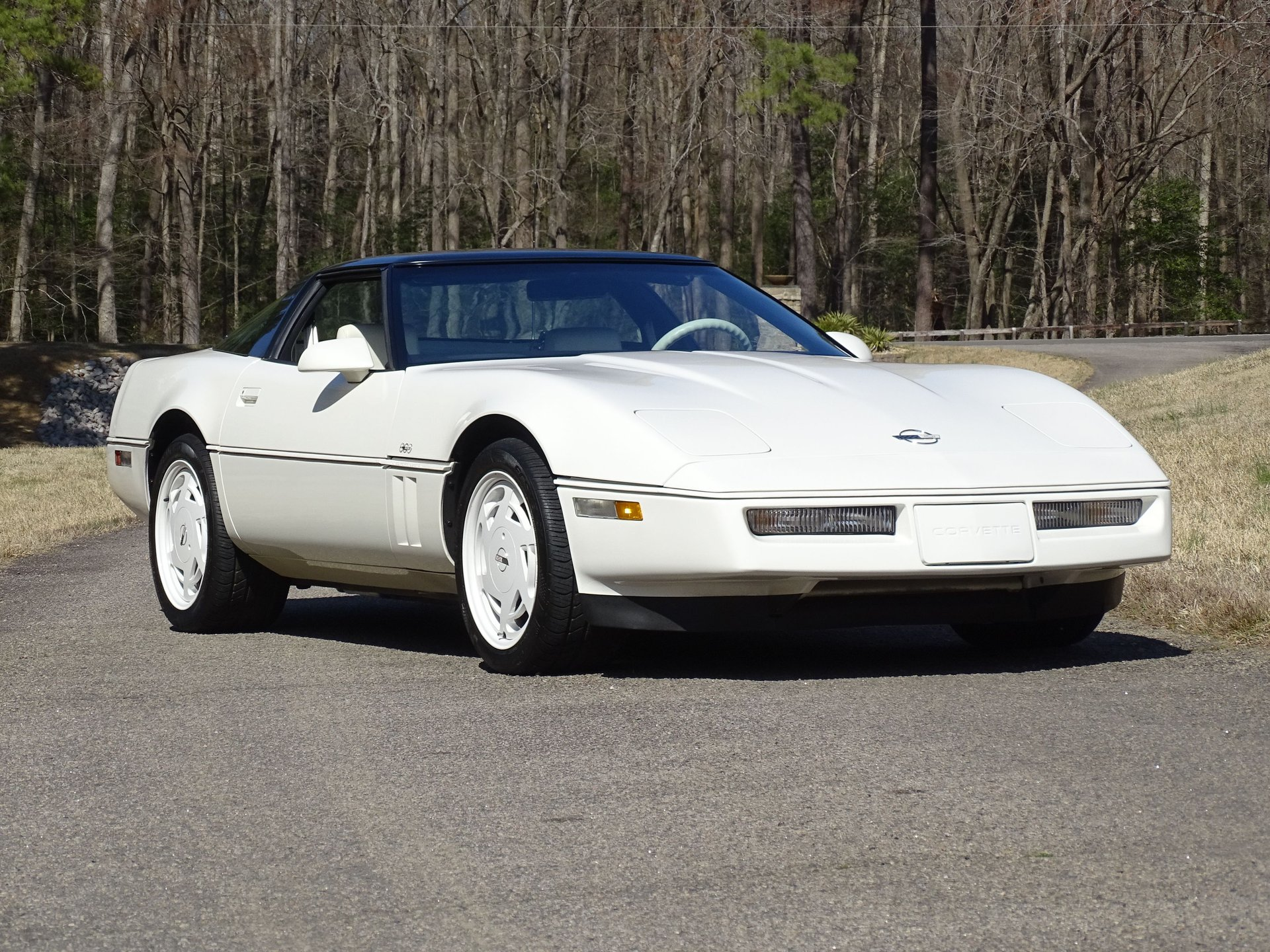 Auction 1988 Chevrolet Corvette
