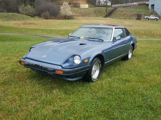 Auction 1983 Nissan 280ZX