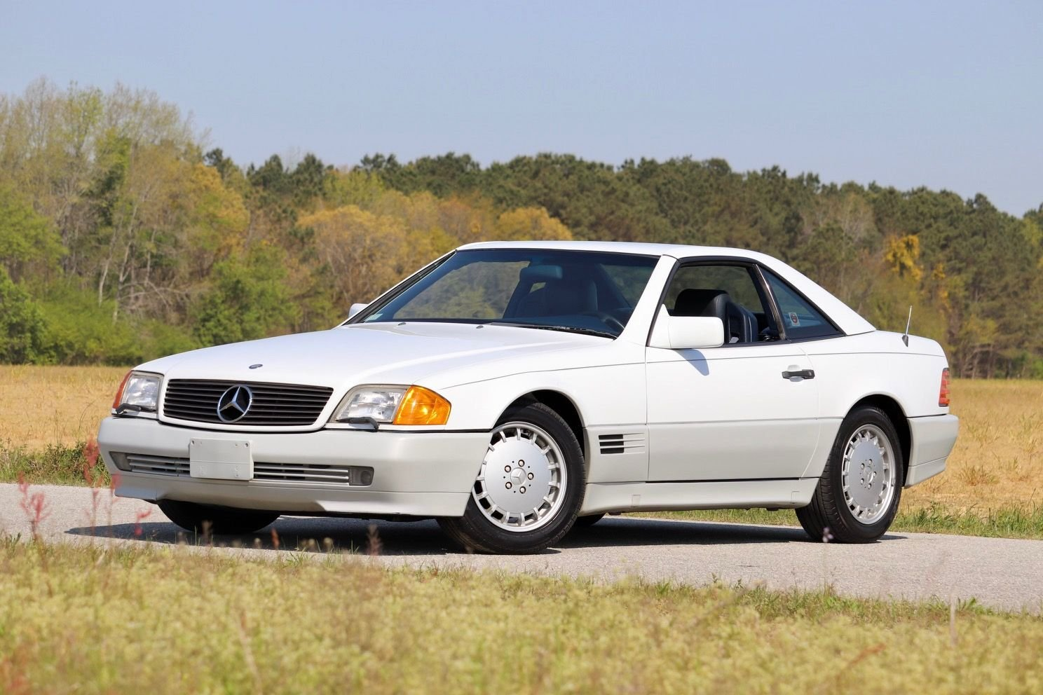 1990 mercedes sl320