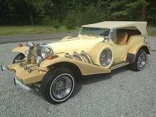 1978 excalibur roadster