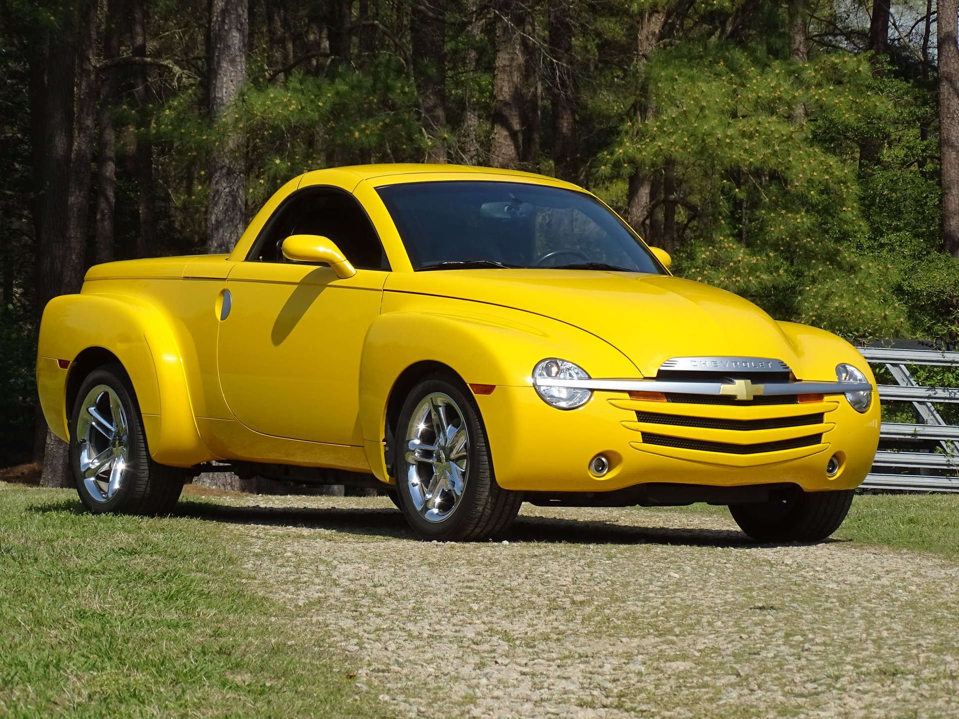Auction 2005 Chevrolet SSR