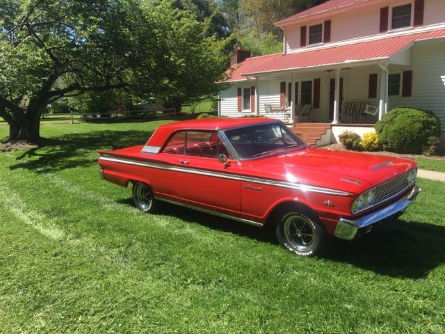 Auction 1963 Ford Fairlane