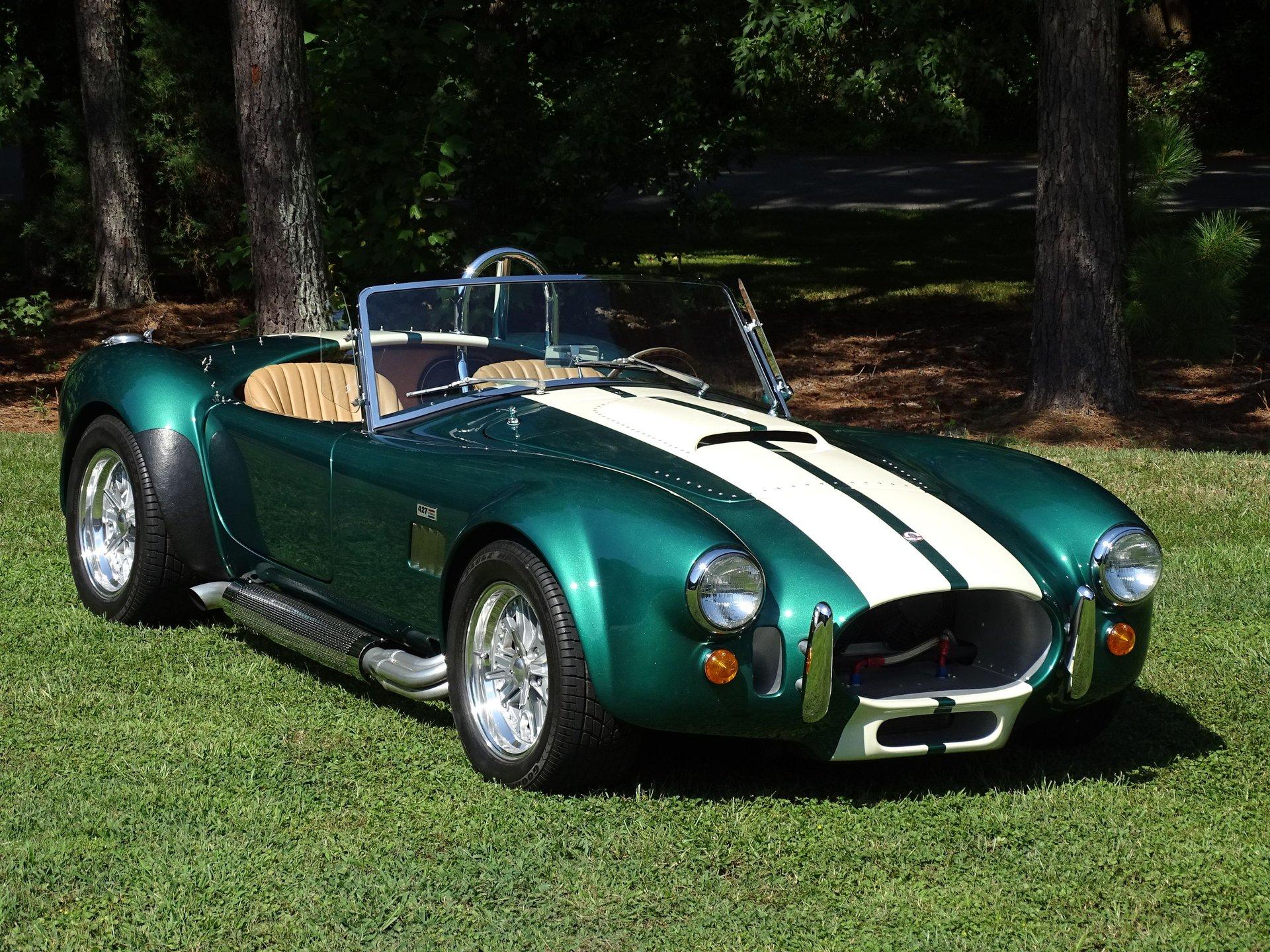 1965 ford cobra replica