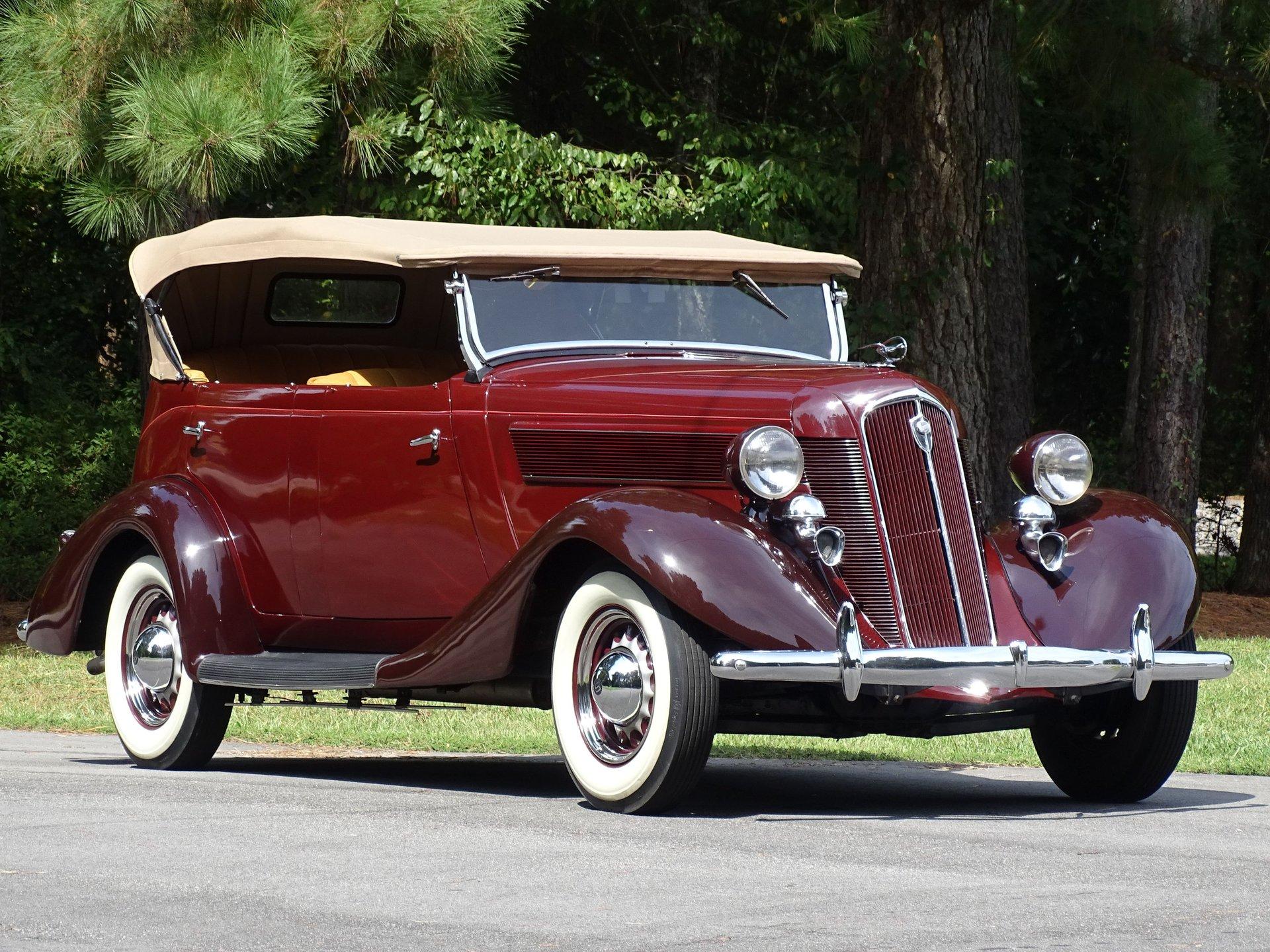 1935 studebaker phaeton
