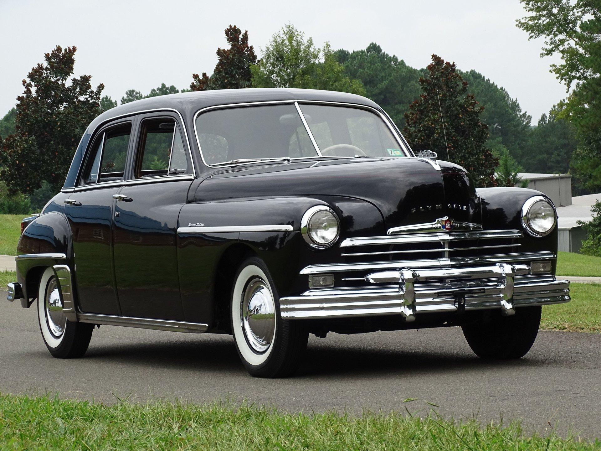 1949 plymouth sedan