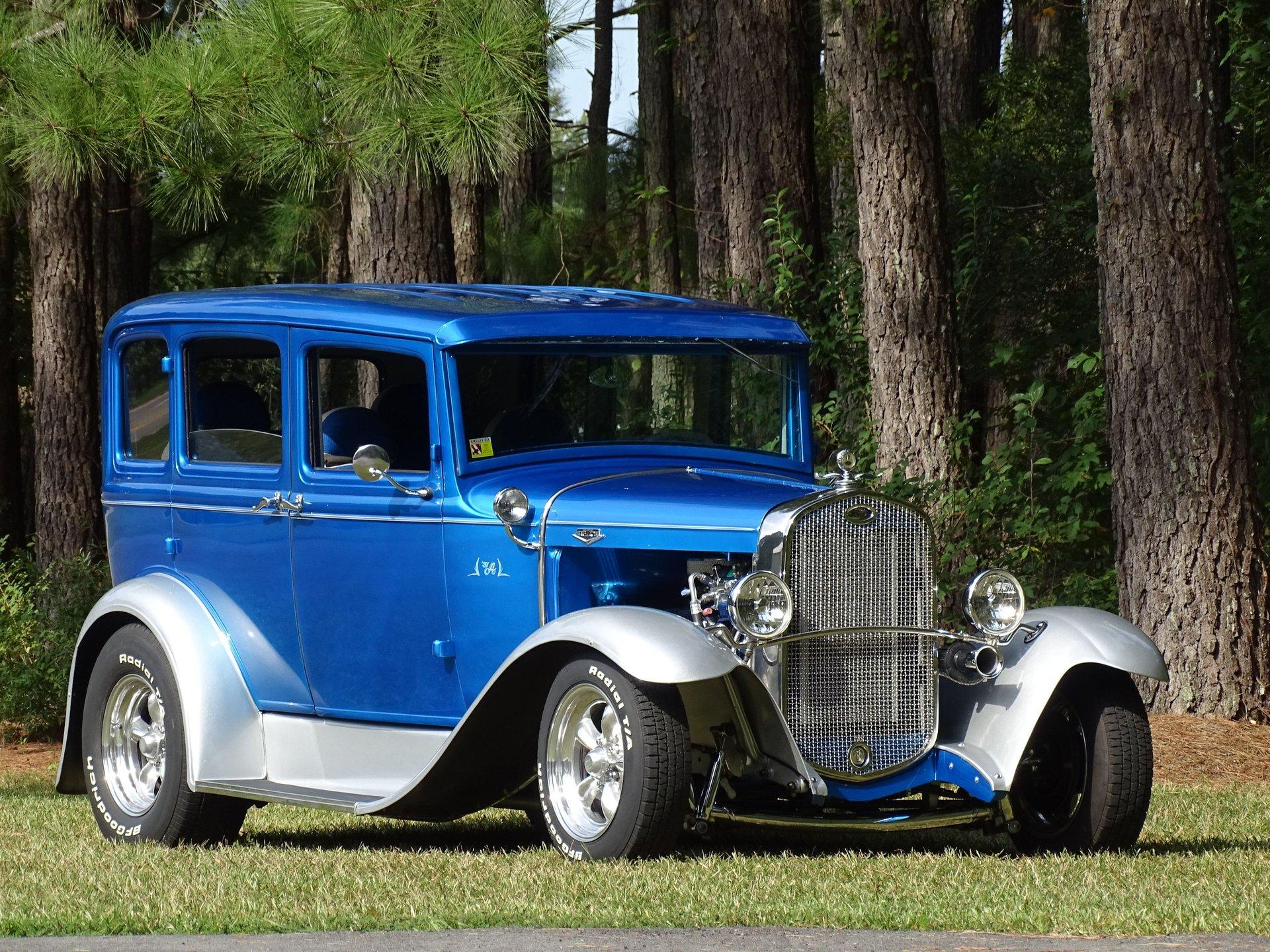1931 ford replica street rod