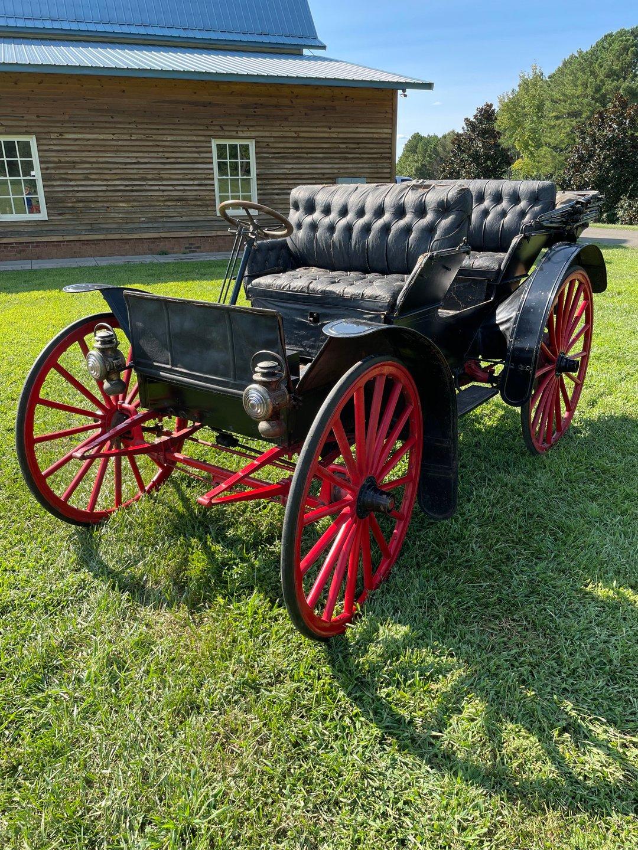 1907 international auto buggy