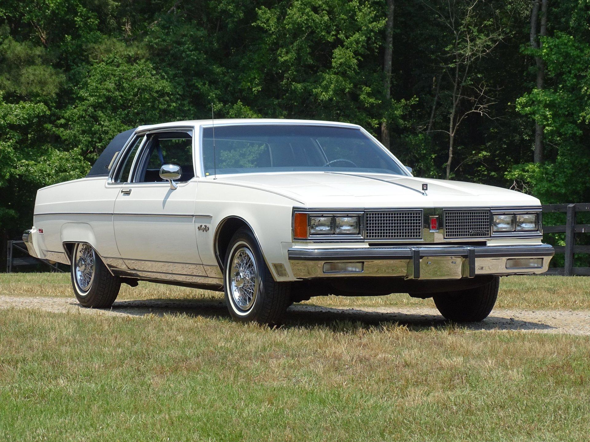 1984 oldsmobile regency
