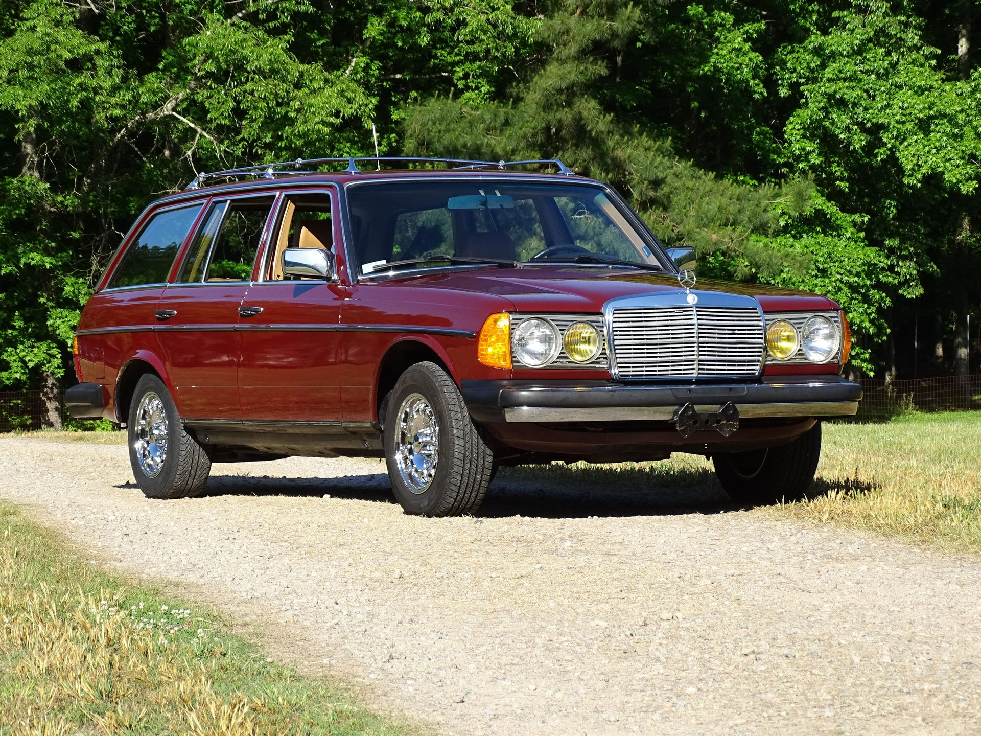 1984 mercedes benz 300td