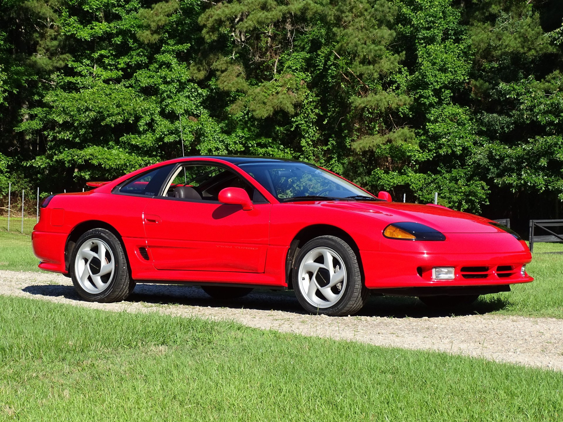 1991 dodge stealth rt twin turbo