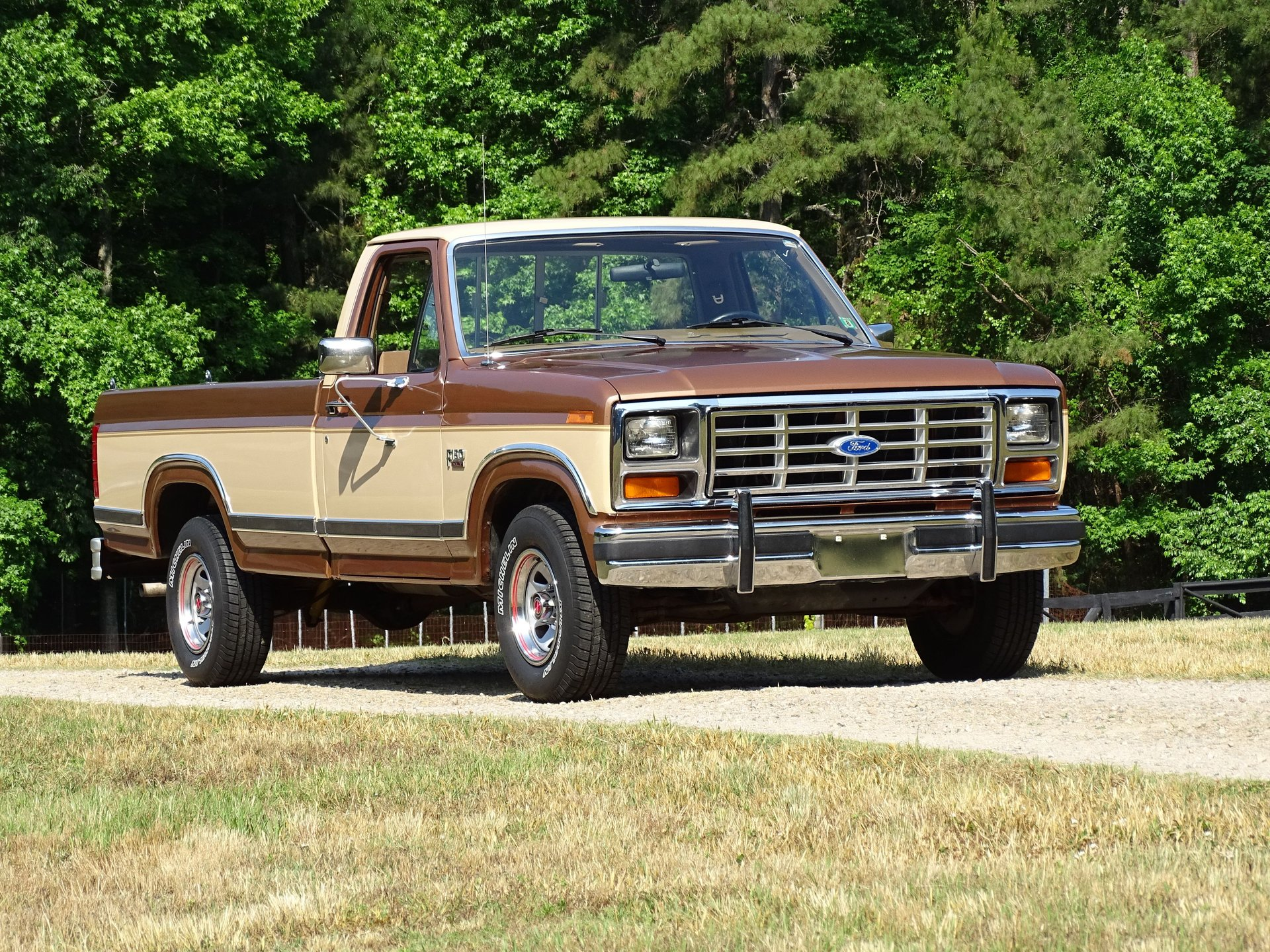 1986 ford f150