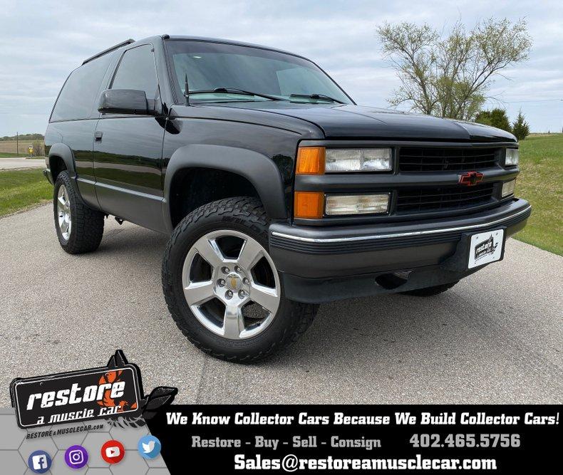 1997 Chevrolet Tahoe