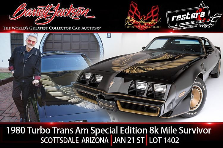 1980 pontiac trans am se lot 1402