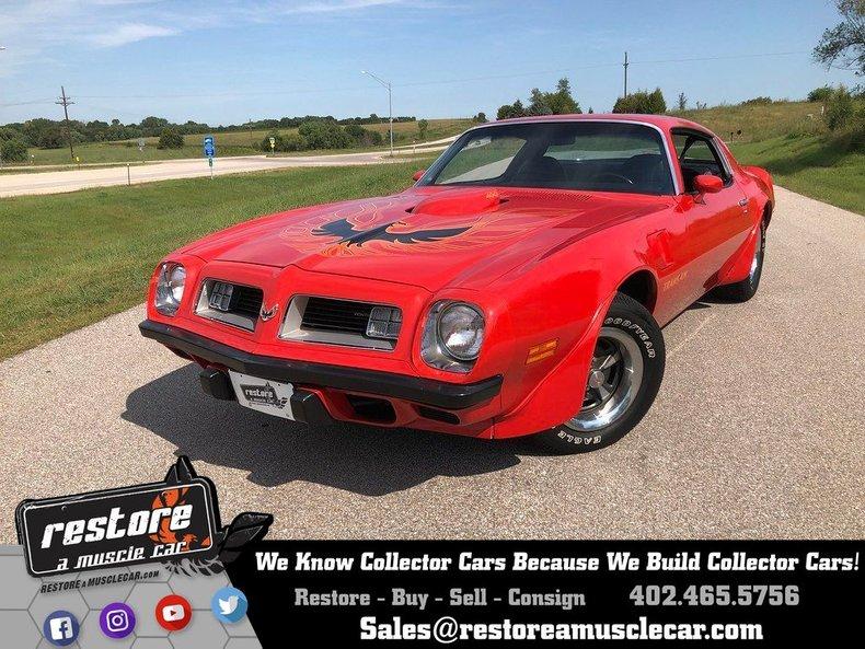 1975 Pontiac TransAm