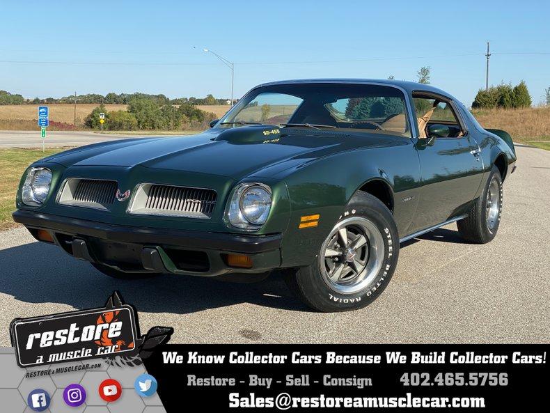 1974 Pontiac Formula SD