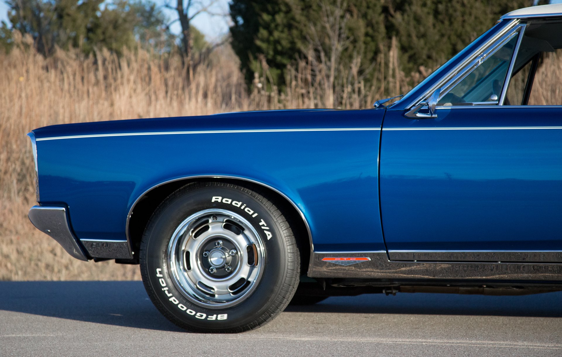 1967 Pontiac GTO   Restore A Muscle Car™ LLC