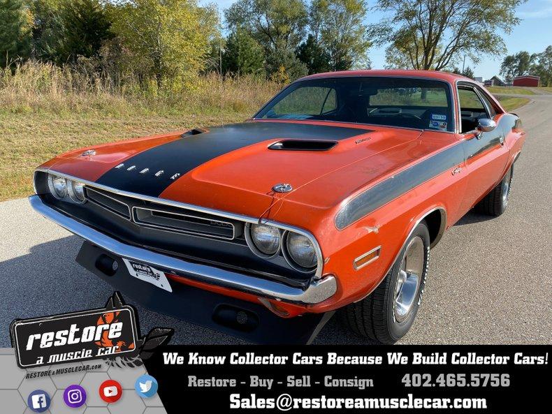 1971 Dodge Challenger For Sale