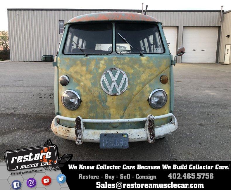 1964 Volkswagen Type 2