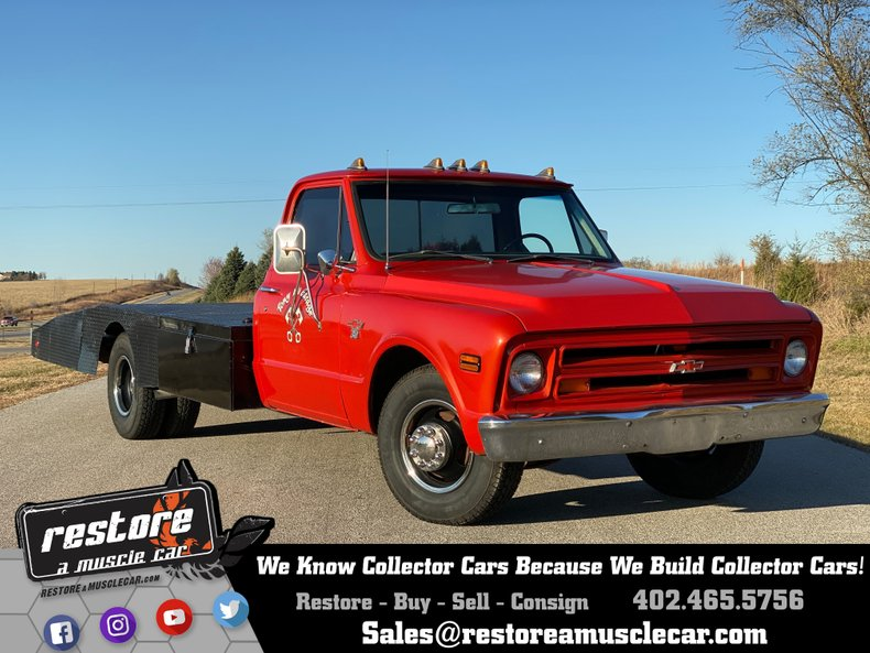 1968 Chevrolet C30 For Sale