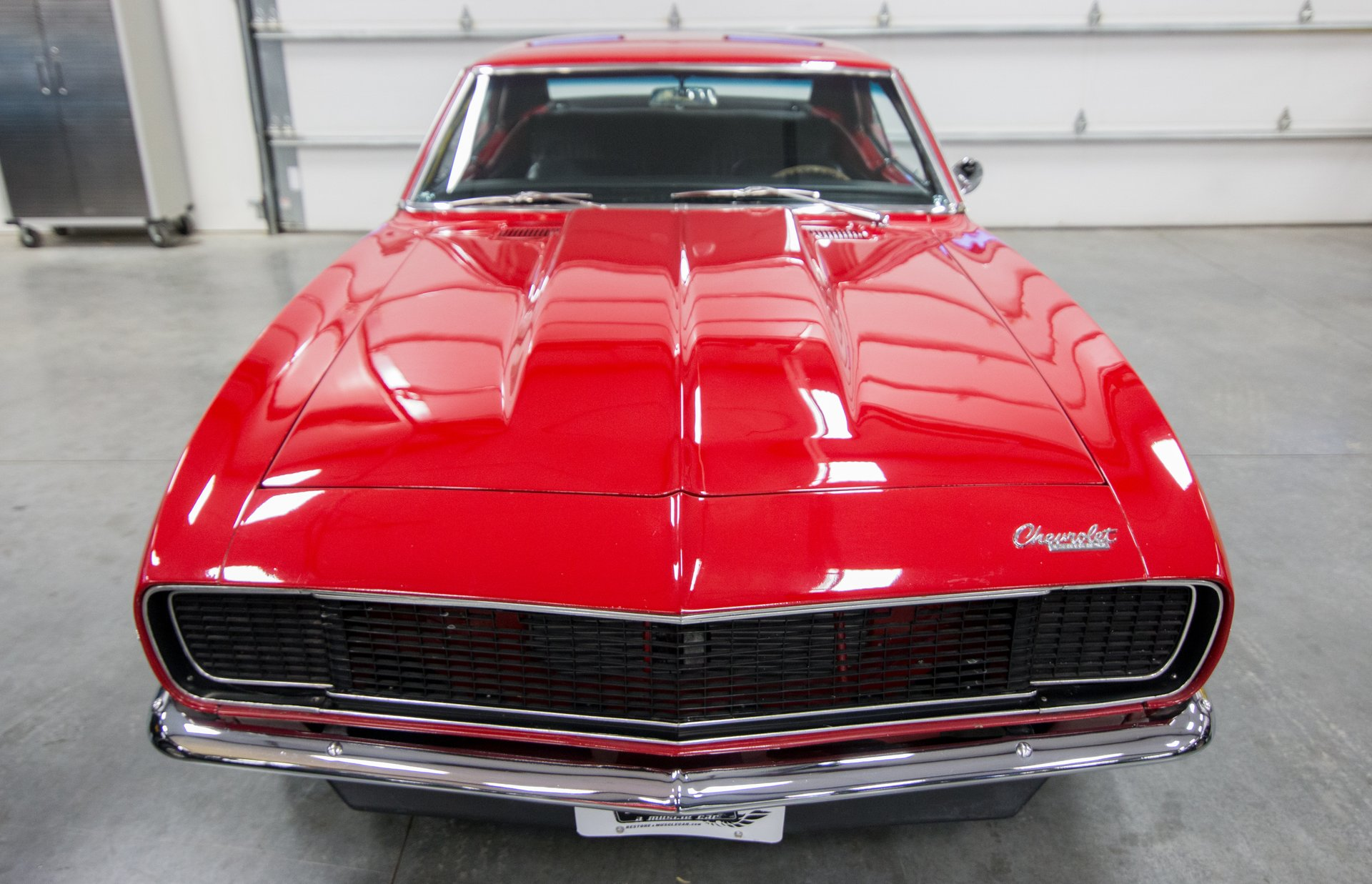 1967 chevrolet camaro rs