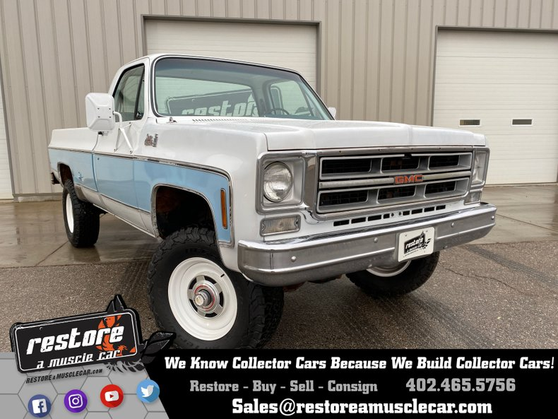 1976 GMC K15 For Sale